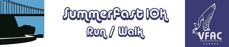 VFAC Running Room Summerfast 10K